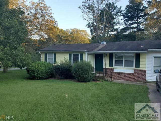 134 Harper Drive, Hartwell, GA 30643 (MLS #984016) :: EXIT Realty Lake Country