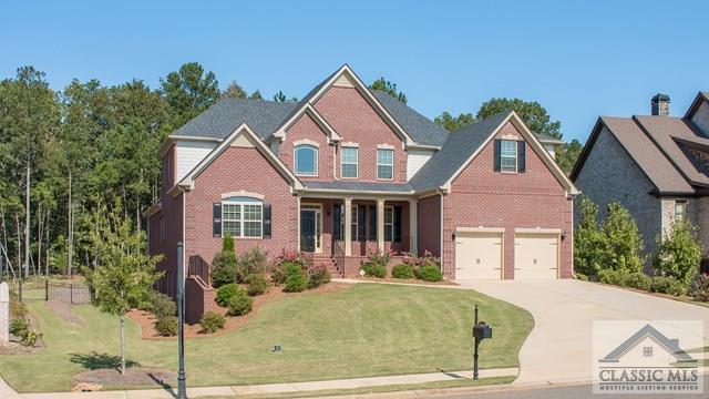 1360 Cold Creek Drive, Watkinsville, GA 30677 (MLS #958474) :: Team Cozart