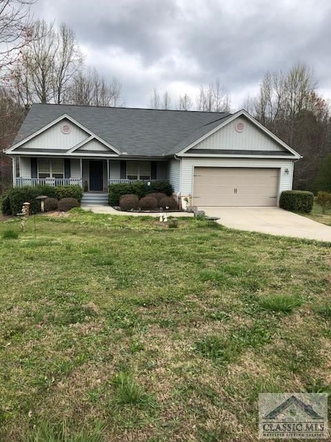 500 Hannah Hts Trail, Hull, GA 30646 (MLS #961349) :: The Holly Purcell Group