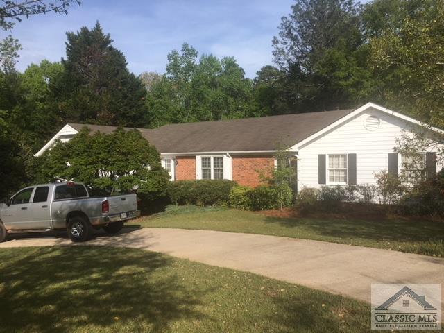 1231 Creekshore Dr, Athens, GA 30606 (MLS #962048) :: Team Cozart