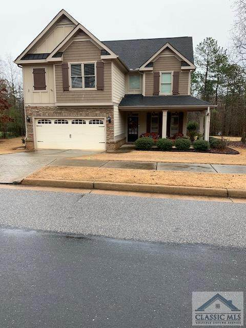 220 Falling Shoals Drive, Athens, GA 30605 (MLS #973720) :: Athens Georgia Homes