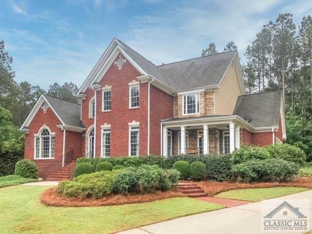 1110 Persimmon Creek Drive, Bishop, GA 30621 (MLS #975437) :: Athens Georgia Homes