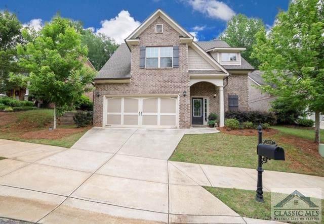 309 Township Lane, Athens, GA 30606 (MLS #975530) :: Signature Real Estate of Athens