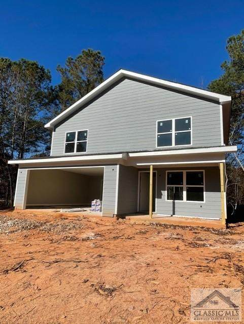 450 Candle Stick Drive, Hull, GA 30646 (MLS #978469) :: Signature Real Estate of Athens
