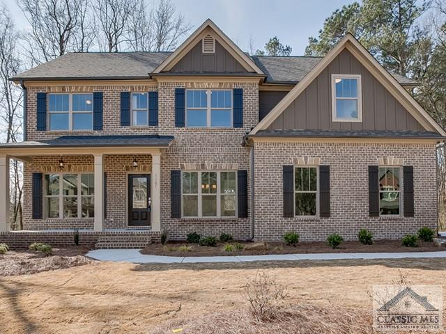 1167 Apple Valley Court, Watkinsville, GA 30677 (MLS #959781) :: Team Cozart