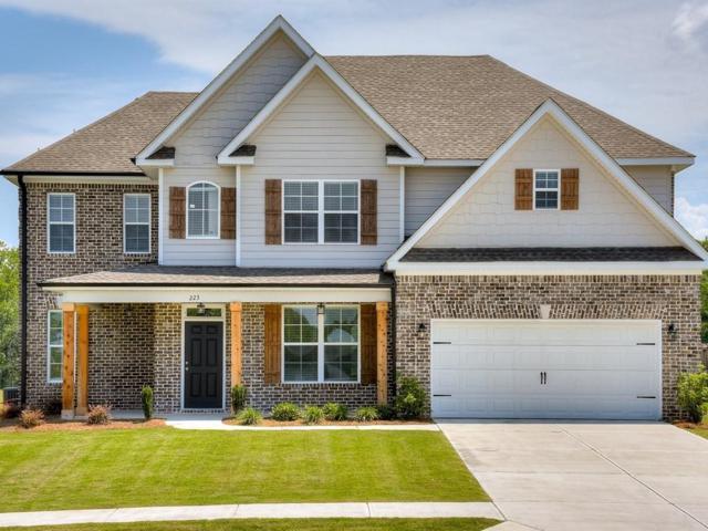 223 Callahan Drive, Evans, GA 30809 (MLS #435127) :: REMAX Reinvented | Natalie Poteete Team