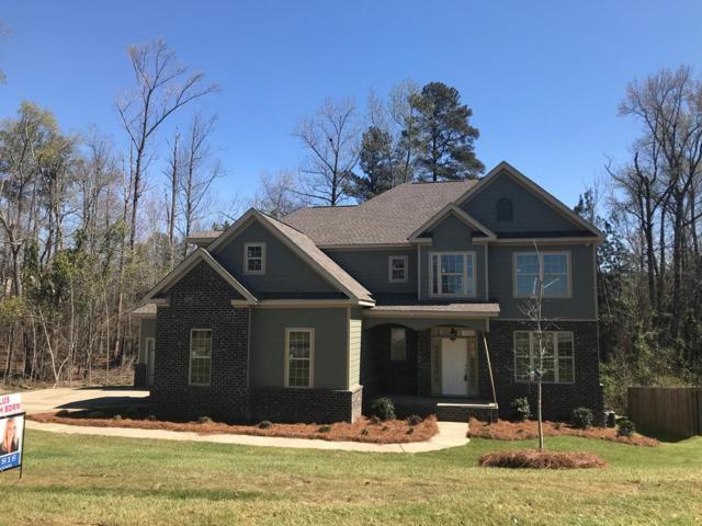 216 Bridle Path Road, North Augusta, SC 29860 (MLS #414449) :: Shannon Rollings Real Estate