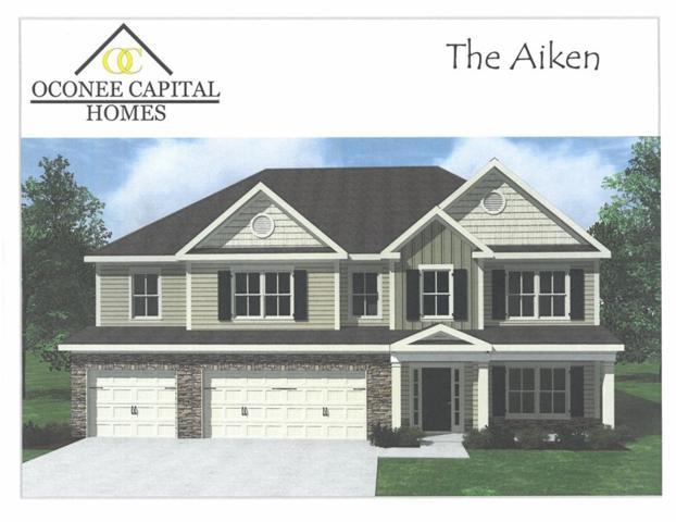 797 Houston Lake Drive, Evans, GA 30809 (MLS #422950) :: Shannon Rollings Real Estate