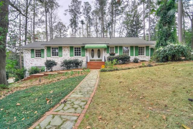 724 Oberlin Road, Augusta, GA 30909 (MLS #424094) :: Shannon Rollings Real Estate