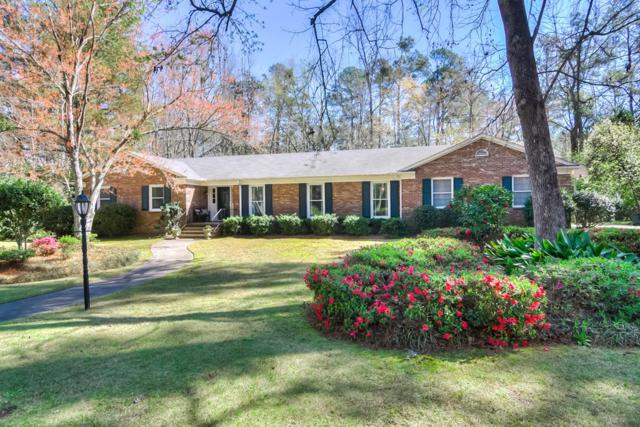602 Norwich Road, Augusta, GA 30909 (MLS #424154) :: Natalie Poteete Team