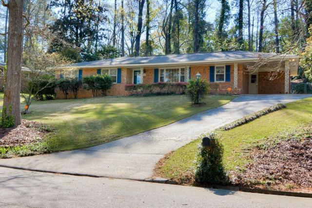 3122 Exeter Road, Augusta, GA 30909 (MLS #424236) :: Shannon Rollings Real Estate