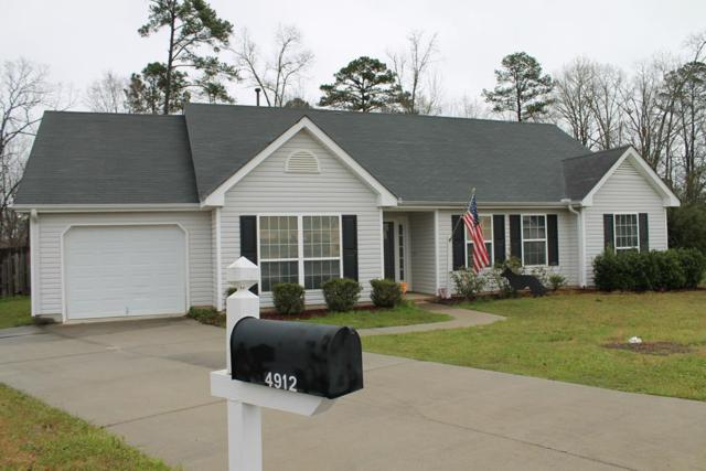 4912 Creek Bottom Court, Grovetown, GA 30813 (MLS #424310) :: Melton Realty Partners