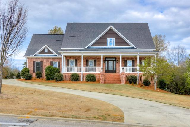 100 Knob Hill Drive, Evans, GA 30809 (MLS #424352) :: Shannon Rollings Real Estate