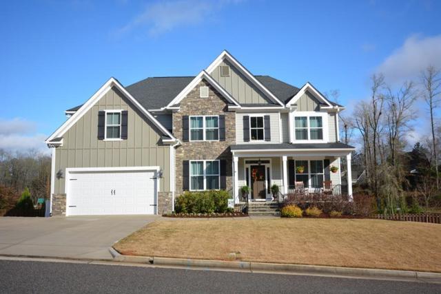 509 Mauldin Drive, Evans, GA 30809 (MLS #424376) :: Shannon Rollings Real Estate