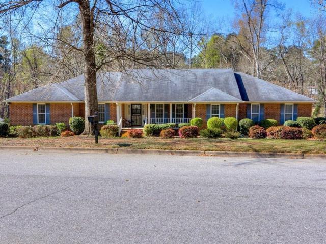 4382 Lake Idylwilde Drive, Evans, GA 30809 (MLS #424454) :: Brandi Young Realtor®
