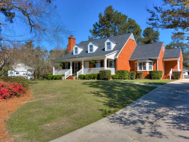 3137 W Lake Forest Drive, Augusta, GA 30904 (MLS #424475) :: Melton Realty Partners