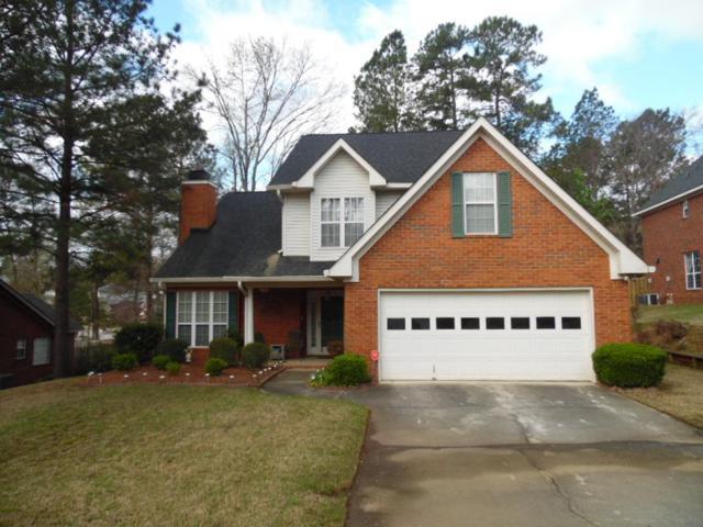 552 Leeward Court, Evans, GA 30809 (MLS #424677) :: REMAX Reinvented | Natalie Poteete Team