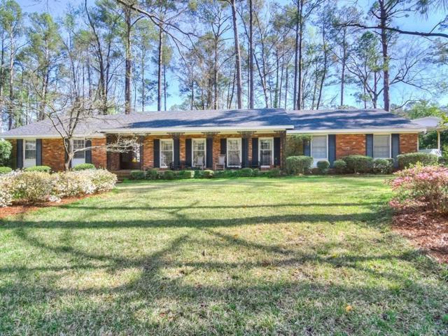 604 Scotts Way, Augusta, GA 30909 (MLS #424731) :: Shannon Rollings Real Estate
