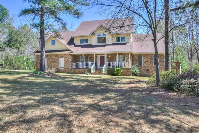 235 Beckwood Trail, Aiken, SC 29803 (MLS #424746) :: Shannon Rollings Real Estate