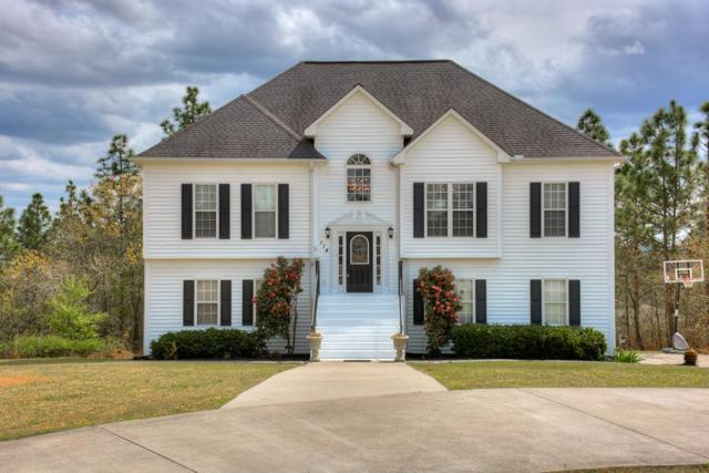 114 Connector Road, Graniteville, SC 29829 (MLS #425102) :: Melton Realty Partners