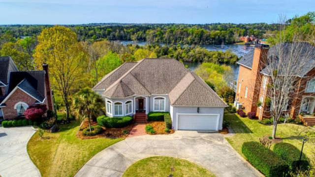 845 River Bluff Road, North Augusta, SC 29841 (MLS #425399) :: RE/MAX River Realty