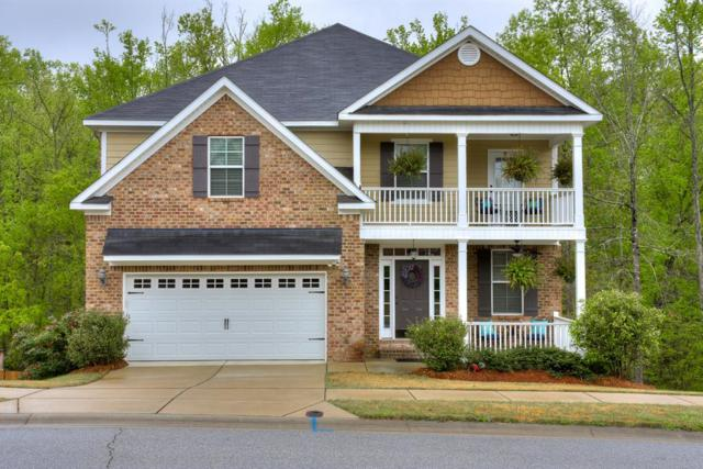 1639 Jamestown Avenue, Evans, GA 30809 (MLS #425444) :: Shannon Rollings Real Estate