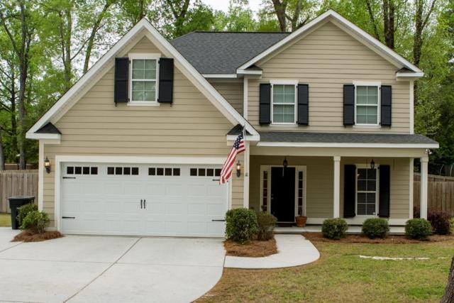 116 Oak Lane Ext, Waynesboro, GA 30830 (MLS #425710) :: Shannon Rollings Real Estate