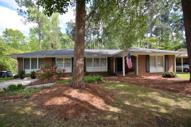 608 Carlton Drive, Augusta, GA 30909 (MLS #425783) :: Shannon Rollings Real Estate