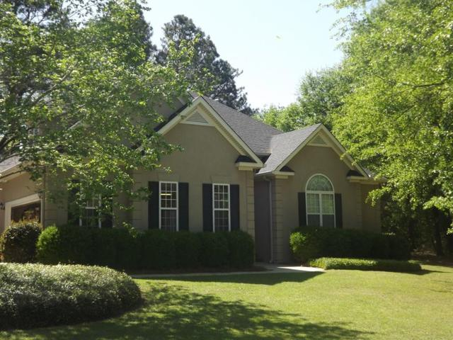 96 Stirrup Drive, North Augusta, SC 29860 (MLS #425858) :: Shannon Rollings Real Estate