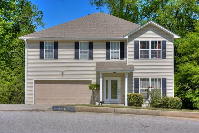 3967 High Chaparral Drive, Martinez, GA 30907 (MLS #425859) :: Melton Realty Partners