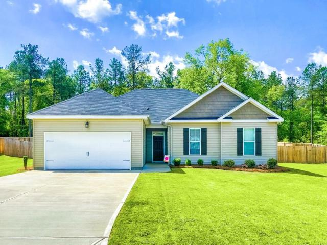 502 Naussa Pass, North Augusta, SC 29860 (MLS #425908) :: RE/MAX River Realty