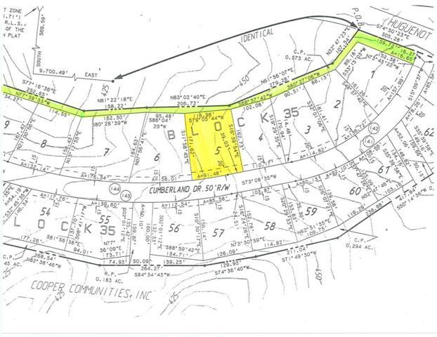L5 B35 Cumberland Drive, McCormick, SC 29835 (MLS #425913) :: Melton Realty Partners