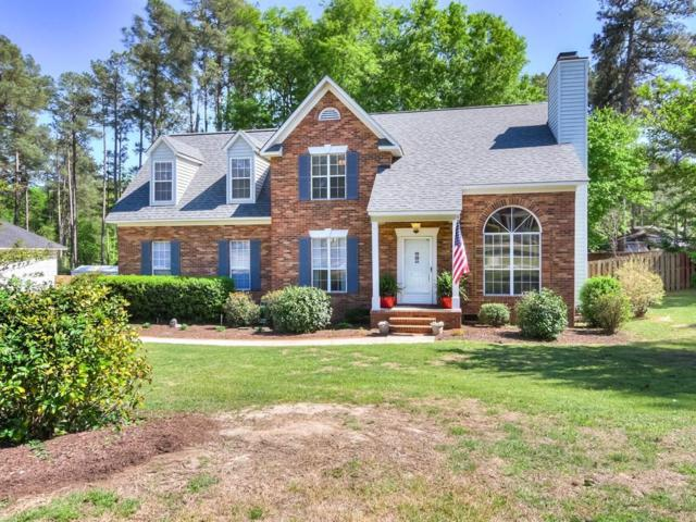3016 Maplewood Drive, North Augusta, SC 29841 (MLS #425937) :: RE/MAX River Realty