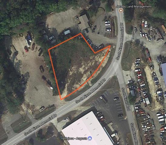 801 Scott Nixon Memorial Drive, Augusta, GA 30909 (MLS #425958) :: Southeastern Residential