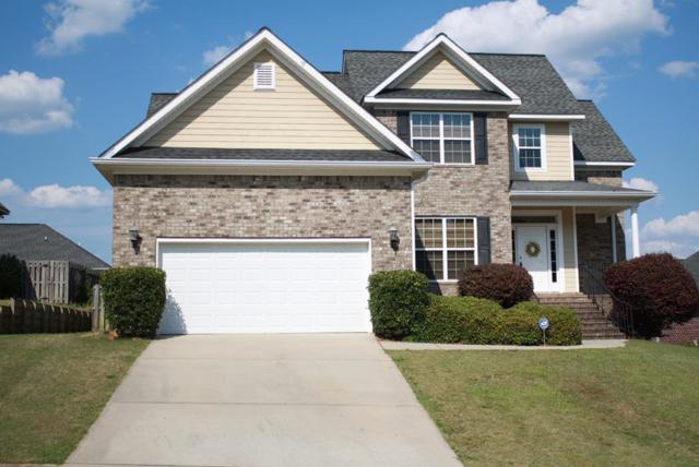 935 Woody Hill Circle, Evans, GA 30809 (MLS #427005) :: Southeastern Residential