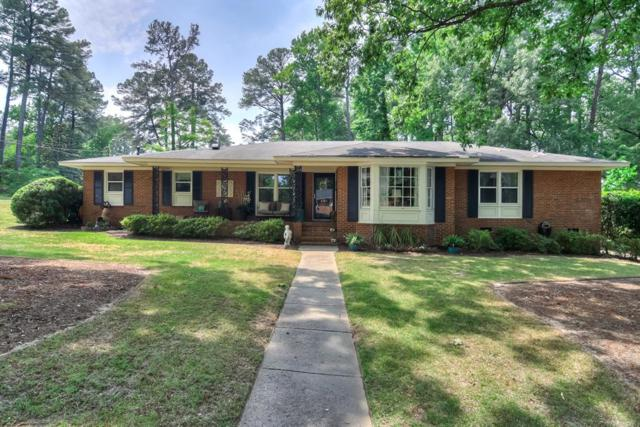 605 Cambridge Road, Augusta, GA 30909 (MLS #427119) :: Venus Morris Griffin | Meybohm Real Estate