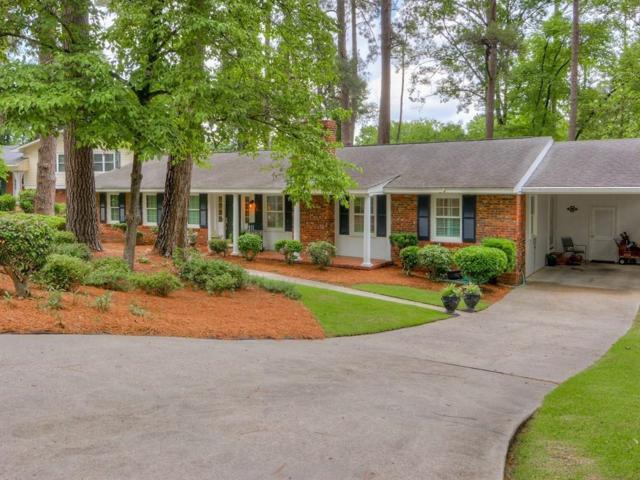 612 Oberlin Road, Augusta, GA 30909 (MLS #427629) :: Shannon Rollings Real Estate
