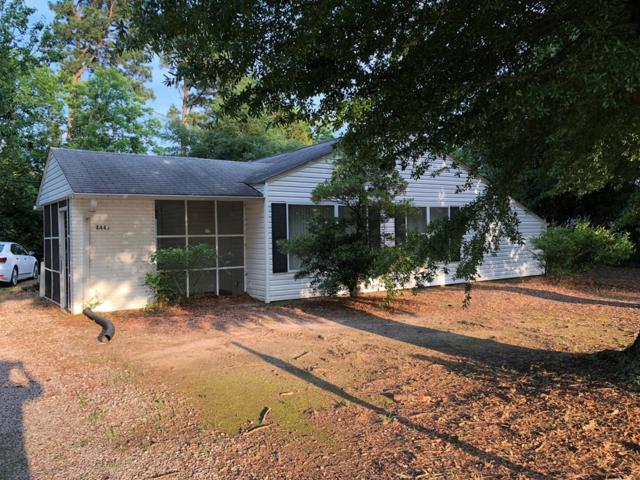 1440 NE Crosland Drive, Aiken, SC 29801 (MLS #428018) :: Brandi Young Realtor®