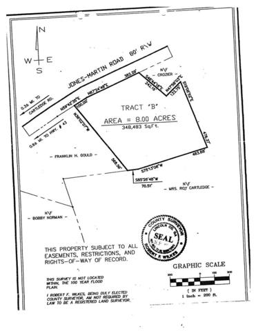 0 Jones Martin Road, Lincolnton, GA 30817 (MLS #428228) :: Southeastern Residential
