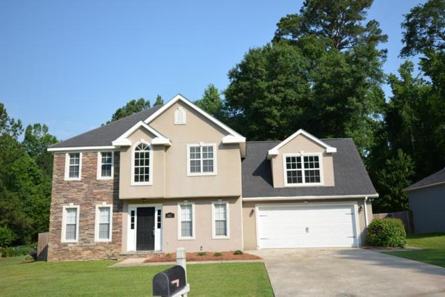 4867 Sandstone Court, Evans, GA 30809 (MLS #428402) :: Shannon Rollings Real Estate