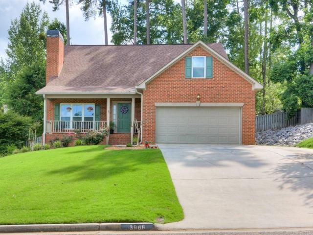 3966 High Chaparral Drive, Martinez, GA 30907 (MLS #428685) :: Shannon Rollings Real Estate