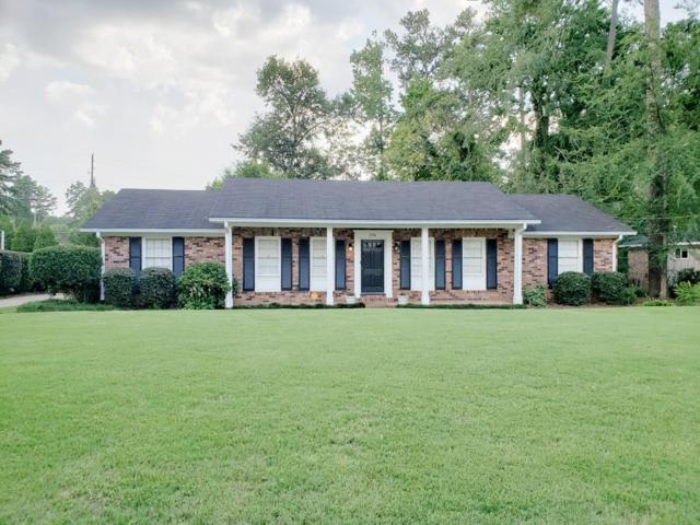2704 Springwood Drive, Augusta, GA 30909 (MLS #428723) :: Melton Realty Partners