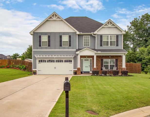 4093 Harper Franklin Avenue, Augusta, GA 30909 (MLS #428797) :: Southeastern Residential