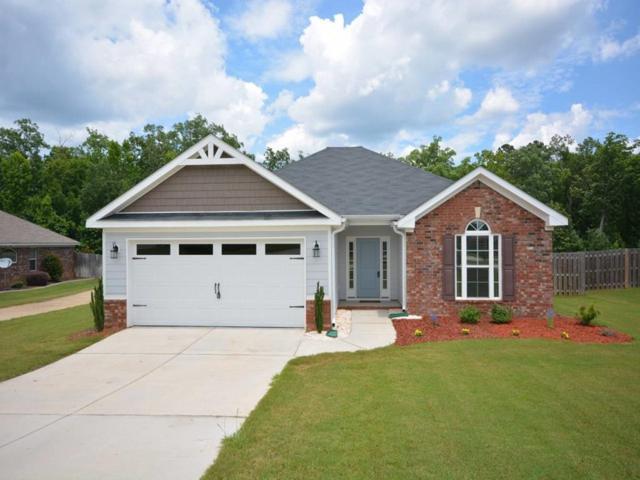 1638 Cedar Hill Drive, Grovetown, GA 30813 (MLS #428807) :: Southeastern Residential
