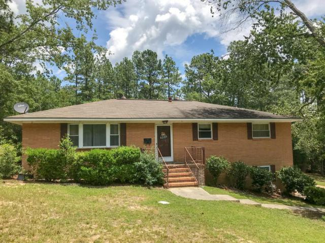 201 Hillcrest Drive, North Augusta, SC 29841 (MLS #428880) :: Melton Realty Partners