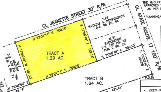 A Jeanette Street, Thomson, GA 30824 (MLS #428889) :: Southeastern Residential