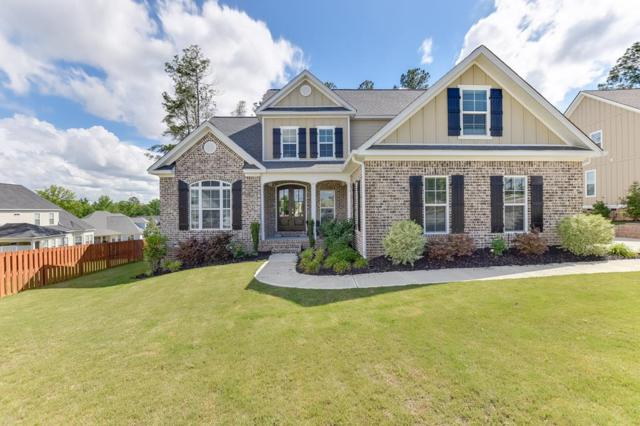808 Long Cane Ridge, Evans, GA 30809 (MLS #428930) :: Shannon Rollings Real Estate