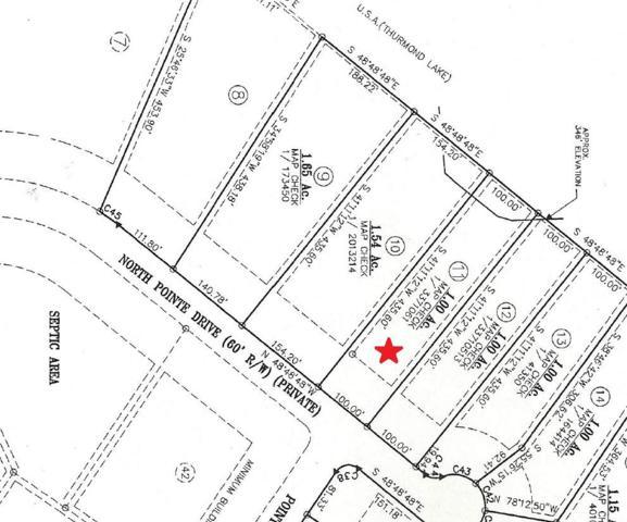 Lot 11N N Pointe Dr, Tignall, GA 30668 (MLS #429404) :: Shannon Rollings Real Estate