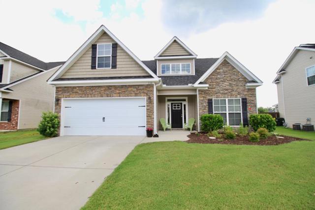 548 Curzon Court, Aiken, SC 29801 (MLS #429504) :: Shannon Rollings Real Estate