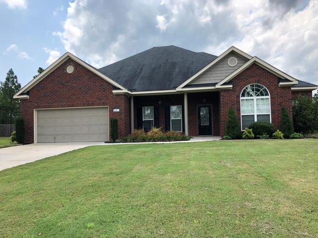 821 Wickham Drive, Graniteville, SC 29829 (MLS #429510) :: Shannon Rollings Real Estate
